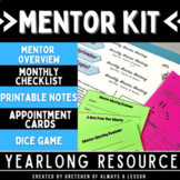 Teacher Mentor Kit for Mentor Teachers [Editable]