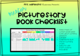 Mentor Picture Story Book Checklist