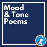 Mood & Tone Poems