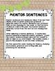 Grammar Works with Mentor Text Akiak (Possessive Nouns and Homophones)