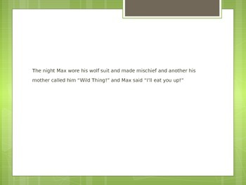 Mentor Sentence Introductions