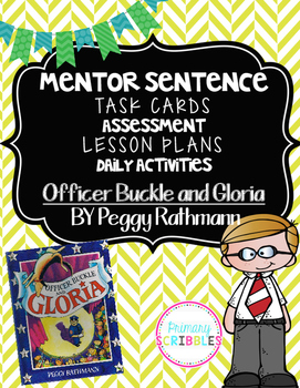 Mentor Sentence Officer Buckle and Gloira