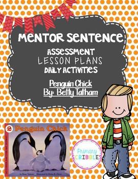 Mentor Sentence Penguin Chick