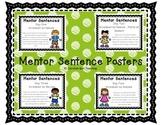 Mentor Sentence Poster