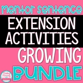 Mentor Sentence QUOTATION MARKS AND APOSTROPHES Extension