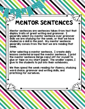 Grammar Works Mentor Text The Polar Express (Onomatopoeia and Adjectives)