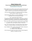 Mentor Sentence Unit: 9 Weeks of Plans