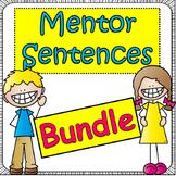Grammar:  Mentor Sentences