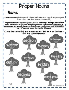 Mentor Sentences {2nd Nine Weeks Teaching Posters and Lessons}