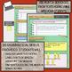 Mentor Sentences DIGITAL Interactive Notebook: Paperless Google Slides