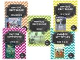 Mentor Sentences Louisiana Guidebooks Fourth Grade Bundle