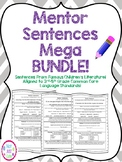Mentor Sentences MEGA BUNDLE