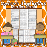 Mentor Sentences:  Verbs and Tenses