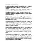 Mentor Sentences Weeks 11-15