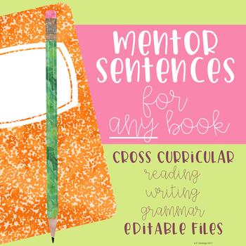 Mentor Sentences for Any Book