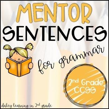 Mentor Sentences for Grammar