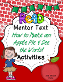 Mentor Text How to Make an Apple Pie & See the World