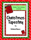 Mentor Text Literacy Activities - Book Nook Nibble - Christmas Tapestry