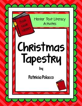 Mentor Text Literacy Activities - Book Nook Nibble - Chris