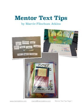 Mentor Text Tips