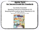 Mentor Texts For Second Grade Standards