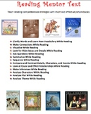 Mentor Texts to Use to Teach Reading Skills