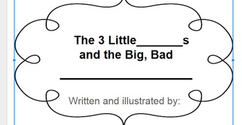Mentor Texts/Little Red Hen and Three little Pigs/Write your own version!