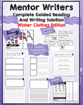 Mentor Writers: Winter Clothes