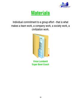Mentoring Handbook for Students