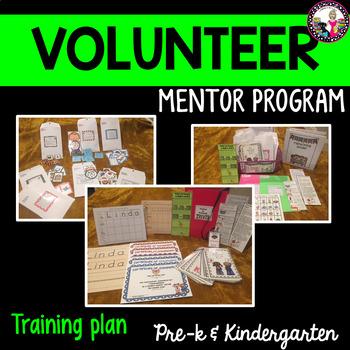 Mentoring Program for Kids! Assess, Train, and Implement!