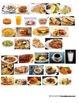 Menu--Breakfast, lunch and dinner sort