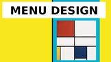 Menu Design Slideshow; Culinary Arts, FACS, Business, Mark