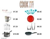 Menu Math- Cook It!