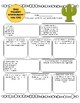 Menu Math Add, Subtract, Multiply Decimal Activity Packet