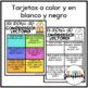 Menu de Comprension Lectora - Reading comprehension in Spanish