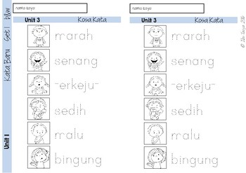 Saya Merasa... -BLM | Perasaan | Feelings Unit | Bahasa Indonesia