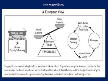 Mercantilism Political Cartoon