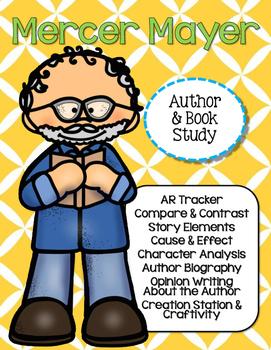 Mercer Mayer Author & Book Study {CCSS}
