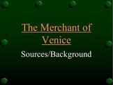 Merchant of Venice Background PowerPoint