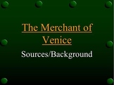 Merchant of Venice Background PowerPoint