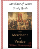 Merchant of Venice Higher Level Thinking Questions