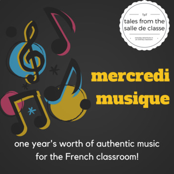 Mercredi Musique 2: Another Year of Authentic Music