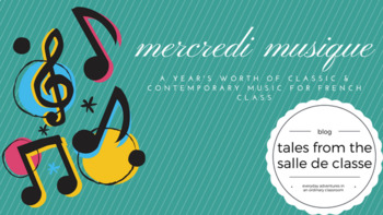 Mercredi Musique: A Year of Authentic Music