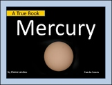Mercury ~ A True Book