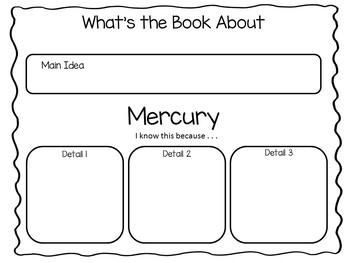 Mercury ~ A True Book