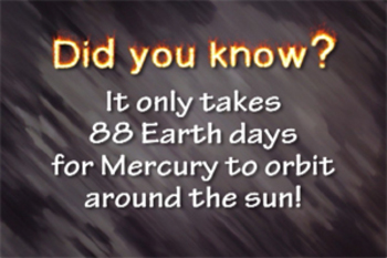 Mercury - Planet - Music Video Bundle - Songs About Planets (with quiz)