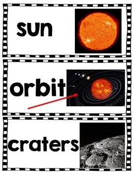 The Solar System: Planet Mercury Research Unit with PowerPoint