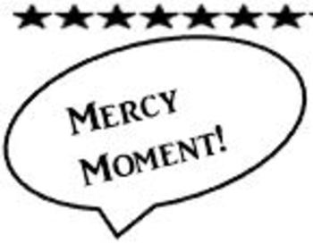 Mercy Moments - Individual/Printable
