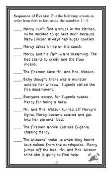 Mercy Watson BIG BUNDLE (Kate DiCamillo) 6 Novel Studies: Books #1-6 (140 pages)