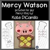 Mercy Watson Book Activities and Craft